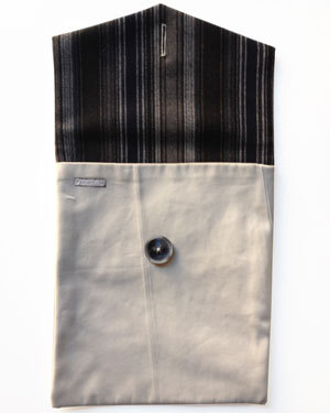 Bernie Madoff Banana Republic Gavin Pants iPad Cover